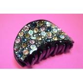 Краб для волос Chiales с кристаллами Swarovski